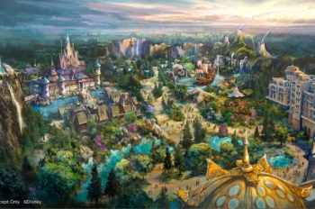 Agreement Reached on Plan for Largest Ever Tokyo DisneySea Expansion Project, Opening in 2022; The Walt Disney Company Licenses Extended