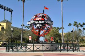 ESPN Wide World of Sports Complex Named Favorite Outdoor Venue by Sports Destination Magazine