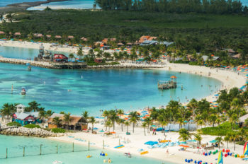Disney's Castaway Cay Named Best Cruise Line Private Island