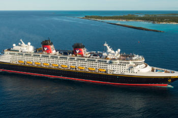 Disney Cruise Line Ships Among The Most Beautiful Cruise Vessels