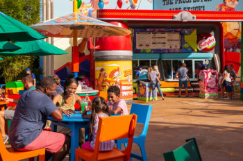 Tasty Meals with a Side of Sentimentality: Woody's Lunch Box Puts a Modern Spin on Timeless Menu Favorites for Guests of Toy Story Land