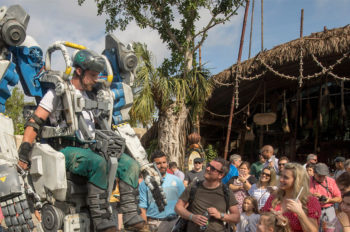 "Pandora Utility Suit Will ""AMP"" Up the Excitement at Disney's Animal Kingdom"