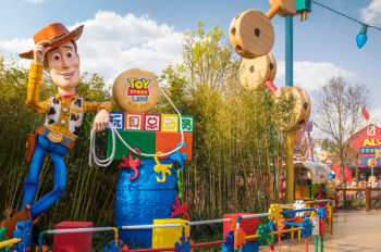 Shanghai Disney Resort Celebrates the Opening of Disney·Pixar Toy Story Land