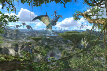 Avatar Flight of Passage Honored with Industry Award for Outstanding Visual Effects