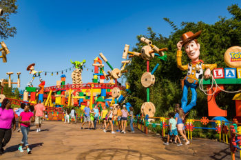 "Unwrapping New Details: Toy Story Land Coming June 30 to Disney's Hollywood Studios, Inviting Guests to Play Big with Woody, Buzz, Jessie and All Their ""Toy Story"" Pals"