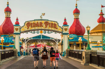 Disneyland Resort Kicks off Summer with the Opening of Pixar Pier at Disney California Adventure Park on Saturday, June 23, 2018