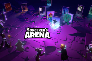 Glu Announces First Mobile Game with Disney – Disney Sorcerer's Arena
