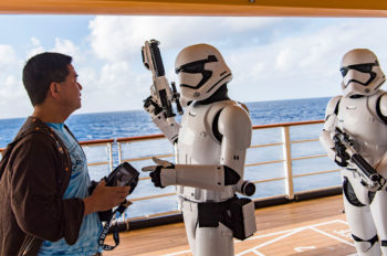 Disney Cruise Line Takes Guests on Epic Adventures in 2020 with the Return of Star Wars Day at Sea and Marvel Day at Sea