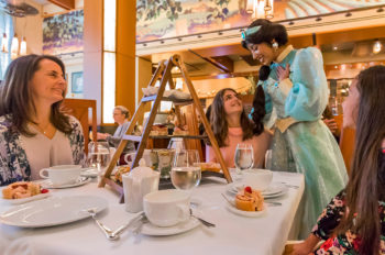 A New Fairy Tale Experience: Disney Princess Breakfast Adventures Opens March 30 at Napa Rose at the Disneyland Resort