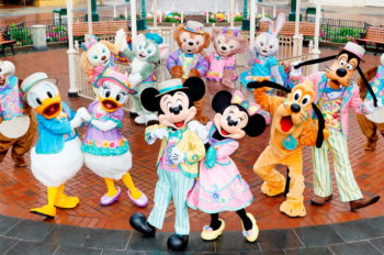 "Discover endless springtime magic and staycation fun during ""Carnivale of Stars"" at Hong Kong Disneyland Resort"