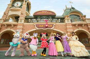 Spring is Here! Re-Discover the Magic of Spring as Shanghai Disney Resort Celebrates the Season with Vivid Colors, Original Performances and Special Disney Surprises