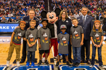 NBA Experience Tips Off August 12 at Walt Disney World Resort