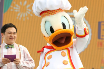 First-Ever Shanghai Disney Resort International Food & Drink Fest Opens Today