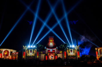 Disney's Hollywood Studios Celebrates 30 Magical Years with Debut of New Nighttime Projection Show
