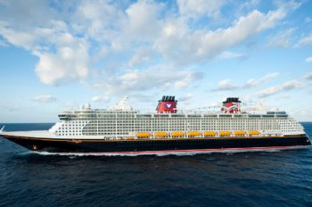 Disney Cruise Line Wins Top Ocean Cruise Line in Travel + Leisure World's Best Awards
