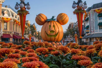 Disneyland Resort Celebrates the Halloween Season with Happy Hauntings at Both Disneyland Resort and California Adventure Park