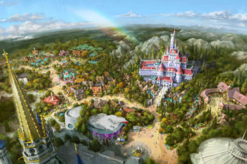 "Experience the World of Beauty and the Beast with the Grand Opening of ""New Fantasyland"" on April 15, 2020"