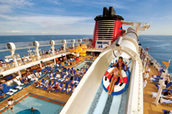 Disney Cruise Line Recognized as the No. 1 Cruise Line in Condé Nast Traveler Readers' Choice Awards for the Eighth Consecutive Year