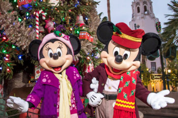 Disneyland Resort Celebrates the Most Magical Time of the Year as the Holiday Season Returns, Nov. 8, 2019 – Jan. 6, 2020