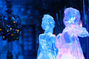 "Step into a Festive ""Frozen"" Wonderland at Shanghai Disney Resort this Holiday Season"
