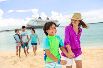 "Disney Cruise Line and Adventures by Disney Experiences Named ""Best for Families"" in the Cruise Critic Editors' Picks Awards for the Fourth Consecutive Year"