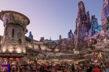 Star Wars: Galaxy's Edge Honored with 7 Awards for Attraction, Merchandise and More