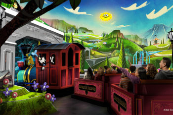 Mickey & Minnie's Runaway Railway to Open March 4, 2020, at Disney's Hollywood Studios