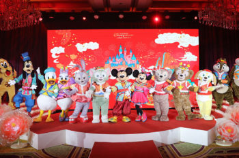 Celebrate the Year of the Mouse with Mickey and Minnie and Enjoy an Authentic Spring Festival at Shanghai Disney Resort