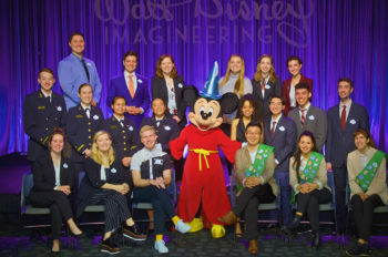 College Students Receive Awards for Innovation and Creativity in Walt Disney Imagineering's  29th Imaginations Design Competition
