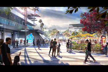 Super Heroes Assemble at Avengers Campus, An All-New Land Coming Soon to the Disneyland Resort