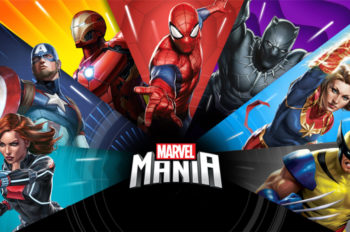 'MARVEL MANIA' CELEBRATES FIFTH ANNIVERSARY WITH GLOBAL ACTIVATIONS AND EPIC RETAIL CELEBRATIONS