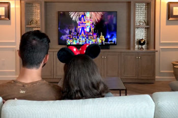 Virtual Fireworks on Demand, Keyless Room Entry and Other Cool Tech Create Magical Experiences at Walt Disney World Resort Hotels