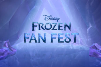 DISNEY CELEBRATES THE RETURN OF FROZEN FAN FEST WITH THE ANNOUNCEMENT OF FIRST-EVER FROZEN VIRTUAL PLAYDATE