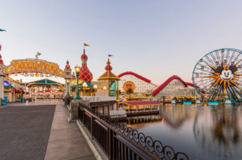 Disneyland Resort Introduces A Touch of Disney, a New, Limited-Capacity Ticketed Experience at Disney California Adventure Park Beginning March 18