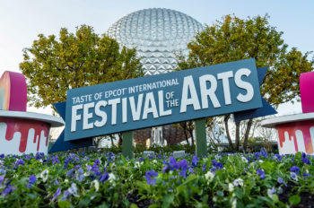 Taste of EPCOT International Festival of the Arts Invites Guests to Embrace Their Creativity at Walt Disney World Resort