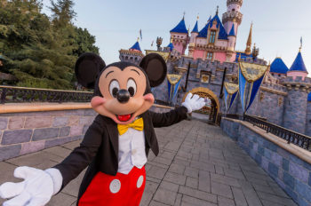 Disneyland Resort Announces Plans to Reopen Disneyland Park and Disney California Adventure Park on April 30, 2021, and Disney's Grand Californian Hotel & Spa on April 29, 2021, all with Limited Capacities