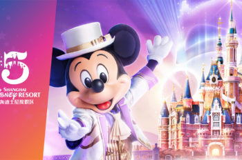 Shanghai Disney Resort to Launch 5th Birthday Celebrations with a Year of Magical Surprises on April 8, 2021