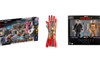 EPIC MARVEL 'INFINITY SAGA' COLLECTION COMMEMORATES MILESTONE MOMENTS IN THE MARVEL CINEMATIC UNIVERSE