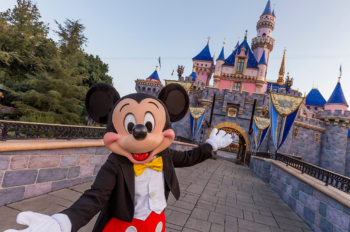 Disneyland Resort Celebrates its 66th Anniversary July 17, 2021, as it Continues to Welcome Guests Back to the Magic