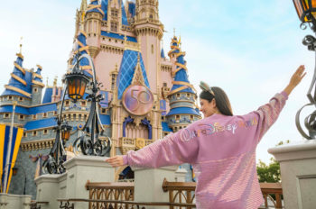 Dazzling Collections of New Merchandise Unveiled for Walt Disney World 50th Anniversary Celebration