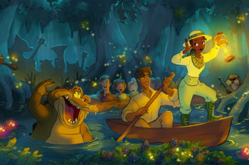 """New Updates on Upcoming Disney Parks Attraction Based on """"The Princess and The Frog"""""""
